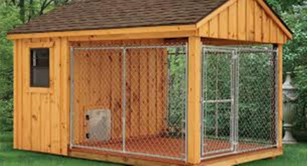 how much is it to put in a dog kennel is